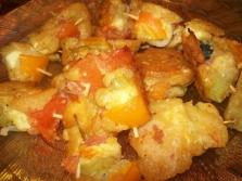 Ястия с месо от Asafoetida