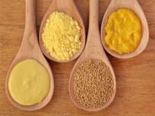 Espécies de mostarda