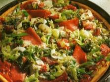 Marjoram Pizza