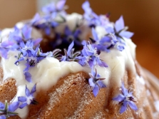 Muffin De Hierba De Pepino
