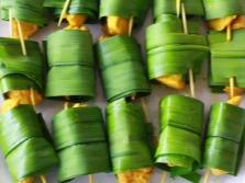 Pandan листа в готвенето