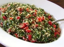 Salad Taboulet Perancis