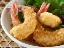 Noz australiana é perfeita para alguns frutos do mar.