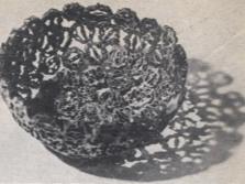 Декоративни елементи от манджурската черупка