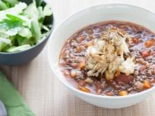 Σούπα μανιταριών Meytake