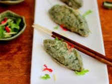 Ταϊλανδικά ζυμαρικά με αψιθιά