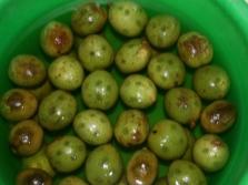 Kacang hijau untuk jem