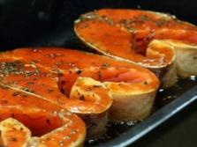 Olej migdałowy najlepiej łączy się z rybami pstrągowymi