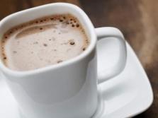 Káva, kakao s mandľovým mliekom