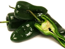 Chile Peppers Poblano
