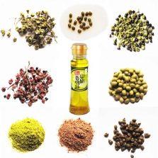 Producción de especias Pepper Tree
