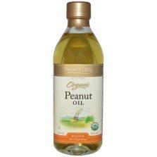 Manteiga de amendoim refinado
