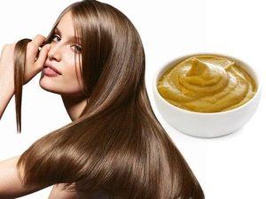 Mustard rambut