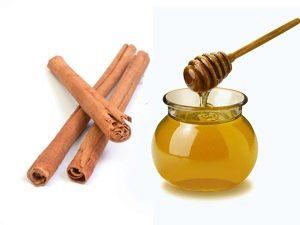 Kayu manis dengan madu