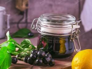 Sunberry Jam Receptai