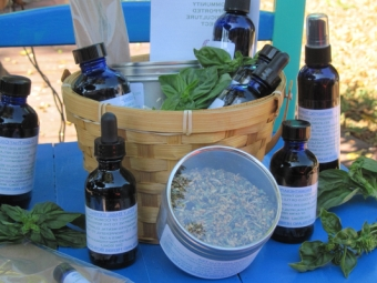 Basilisches ätherisches Öl