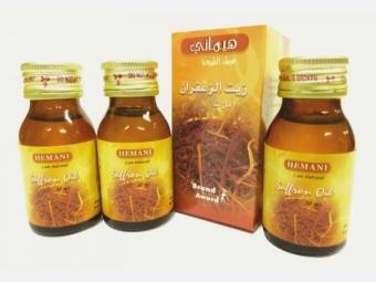Aceite esencial de azafrán