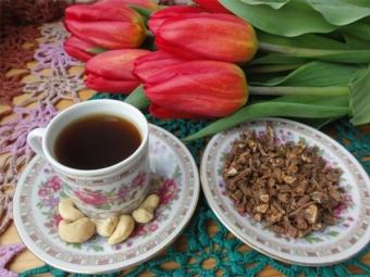 Káva z koreňov púpavy