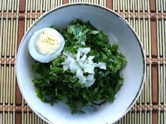Σαλάτα με λεμόνι