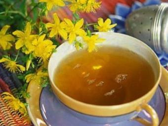 """""""Hypericum"""" arbata"""