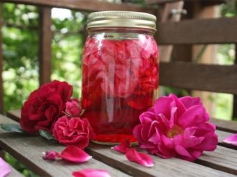 Teh Rose Jam