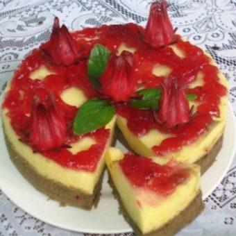 Κέικ ιβίσκου