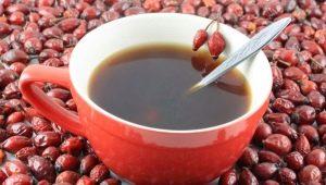 Hagebuttenkompott - Empfehlungen für den Gebrauch, den Nutzen und den Schaden des Getränks