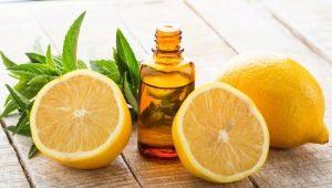 Етерично масло от лимон: свойства и приложения