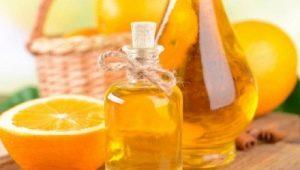 Оранжево масло: характеристики и методи на употреба