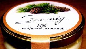 Goma com mel: propriedades úteis e contra-indicações