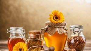 Μέλι: τύποι και πεδίο εφαρμογής