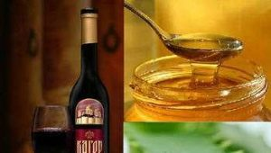Алое, мед и каор: лечебните свойства на тинктури, рецепти и противопоказания