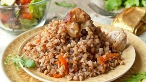 Resipi untuk memasak soba dalam pelbagai periuk