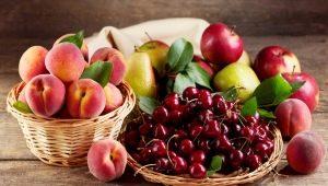 Como as bagas são diferentes das frutas?
