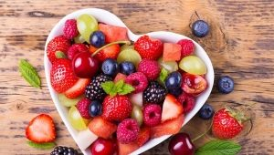 Quais frutas são boas para o coração?