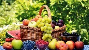 Que frutas crescem na Abecásia?