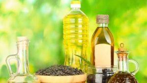Състав на калории и масла