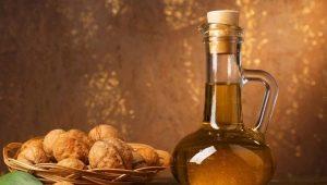 Орехово масло: видове, ползи и вреди, съвети за приложение