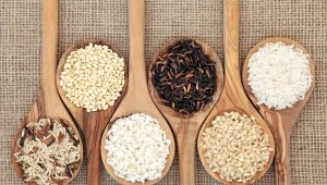 Composición, valor nutricional e índice glucémico del arroz.