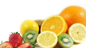 Lista de frutas azedas