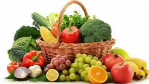 Lista de frutas e legumes ricos em amido e sem amido