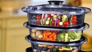 Kaip virti daržoves dvigubame katile?