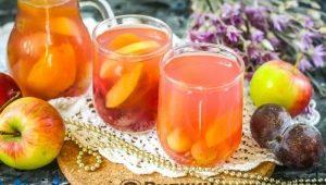 As melhores receitas compotas de frutas sortidas para o inverno