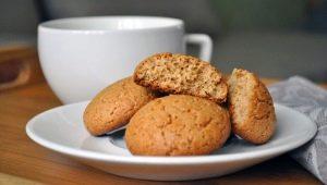 Galletas de avena: los beneficios y daños, calorías y consejos para comer