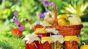 Populiariausi skanių preparatų receptai daržovių žiemai