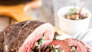 Kiaulienos skrandžio receptai ir savybės