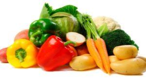 Kurios daržovės turi labiausiai vitaminų?