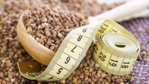 Pemakanan buckwheat selama 7 hari