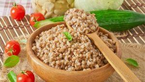 Pemakanan buckwheat selama 14 hari: jenis dan ciri pemakanan