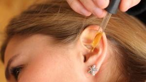 Камфорно масло за ушите: инструкции за употреба при отит и болка